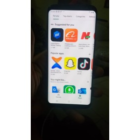 Moccasin Shoes Child Blue